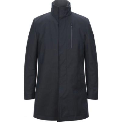 マニュエル リッツ MANUEL RITZ メンズ ジャケット アウター jacket Dark blue