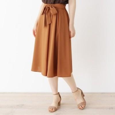 スープ(SOUP)/【大きいサイズあり・13号・15号】夏にぴったりな軽やかミディ丈スカート