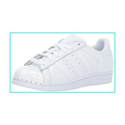 adidas レディース SUPERSTAR METAL TOE W カラー: ホワイト