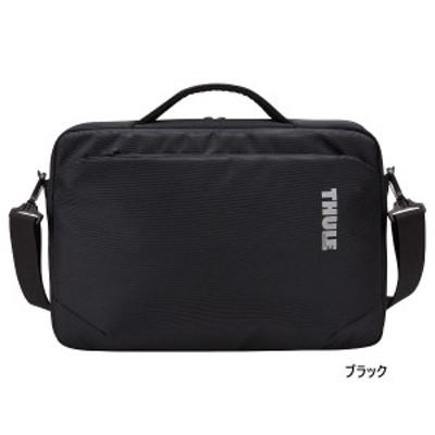 【送料無料】 スーリー THULE メンズ レディース サブテラ アタッシュケース Subterra MacBook Attache 15 TSA315B ショルダーバッグ 肩