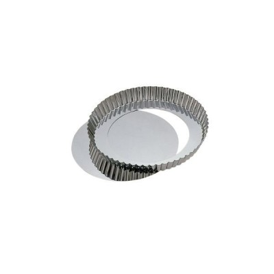 貝印 KaiHouseSELECT ステンレスパイ皿21cm(底取式) DL6144
