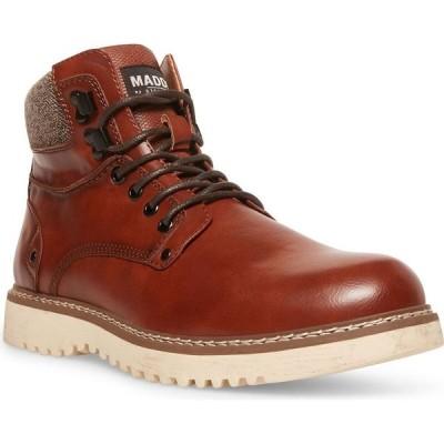 スティーブ マデン Steve Madden メンズ ブーツ シューズ・靴 M-Damily Boots Cognac