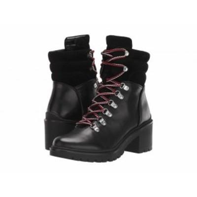 Nine West ナインウエスト レディース 女性用 シューズ 靴 ブーツ レースアップ 編み上げ Persia Black【送料無料】