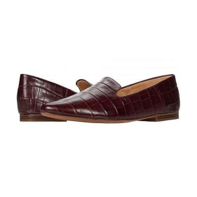 Naturalizer ナチュラライザー レディース 女性用 シューズ 靴 ローファー ボートシューズ Lorna - Cab Sav Croco Print Leather