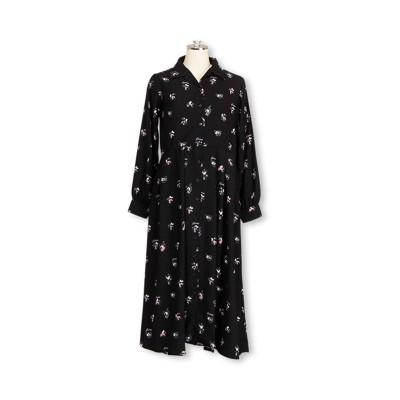 【BABYDOLL】親子お揃い ディズニー 総柄マキシワンピース 3353A (ワンピース)Dress