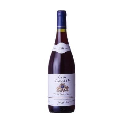 キュベ・リオン・ドール 赤 赤ワイン ミディアムライト フランス 750mlx6本