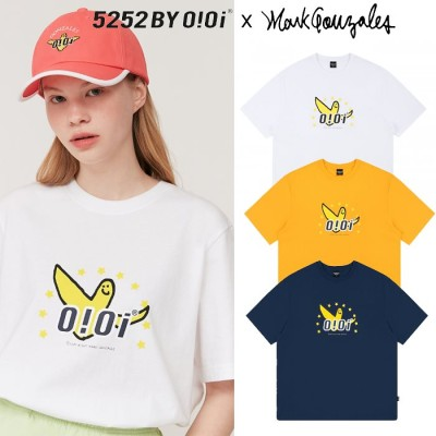 ⭐5252 BY OIOI X MARK GONZALES⭐ Tシャツ 限定コラボ!ANGEL STAR T-SHIRTS