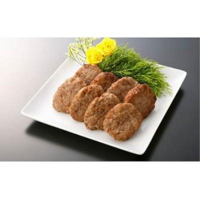 【大府市特産】A5黒毛和牛『下村牛』黒毛和牛肉100%手作りハンバーグ8枚入