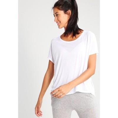 エム バイ エム Tシャツ レディース トップス PROUD - Basic T-shirt - optical white
