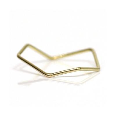siki(シキ) / K18 七角形リング ゴールド / SK-R05-K18YG レディース 指輪 ギフト プレゼント アクセサリー ジュエリー 記念日 20代 30代 40…