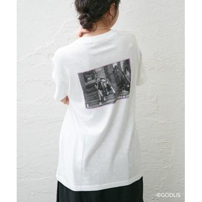 GODLISフォトTシャツ