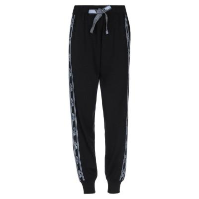 ジジル JIJIL パンツ ブラック 40 バージンウール 50% / アクリル 50% パンツ
