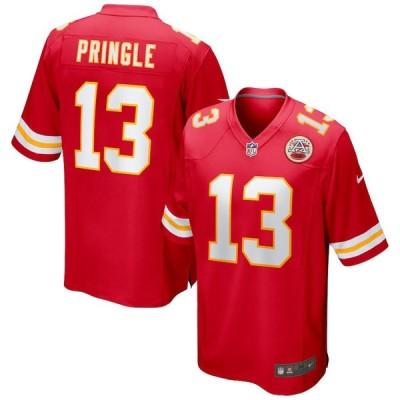 """ナイキ メンズ レプリカジャージー Byron Pringle """"Kansas City Chiefs"""" Nike Game Jersey - Red"""