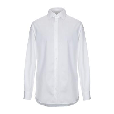 ジョルジオ アルマーニ GIORGIO ARMANI シャツ ホワイト 42 コットン 100% シャツ