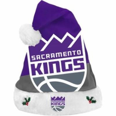 Forever Collectibles フォーエバー コレクティブル スポーツ用品  Sacramento Kings Team Basic Santa Hat
