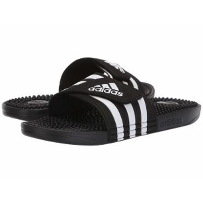 アディダス メンズ サンダル シューズ adissage Core Black/Footwear White/Core Black