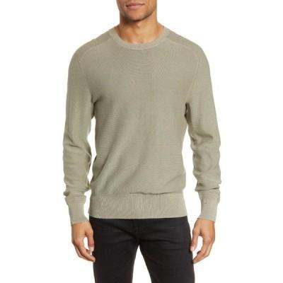 ラグアンドボーン メンズ ニット&セーター アウター Lance Slim Fit Crewneck Sweater LAUREL OAK