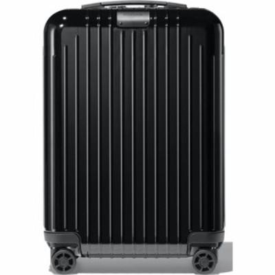 リモワ RIMOWA メンズ スーツケース・キャリーバッグ バッグ Essential Lite Cabin 22-Inch Wheeled Carry-On Black