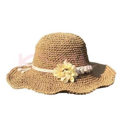 麦わら帽子 レディース ハット つば広帽子 2020 新作 日よけ ストローハット uvカット リボン帽子 女の子 防止 折りたたみ 日焼け対策