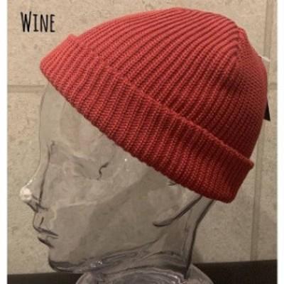帽子 コットン ショート ワッチ ニット帽 ビーニー イスラムワッチ シンプル フィッシャーマン オールシーズン 男女兼用