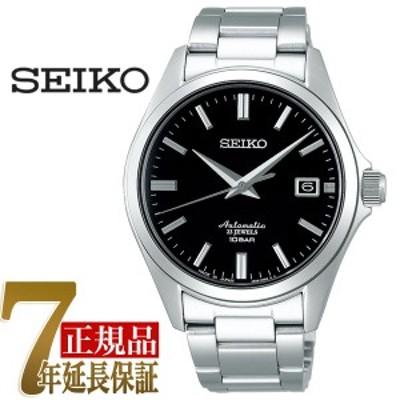 セイコー メカニカル ネット限定メカニカル ドレスライン 流通限定モデル 自動巻き メンズ 腕時計 SZSB012