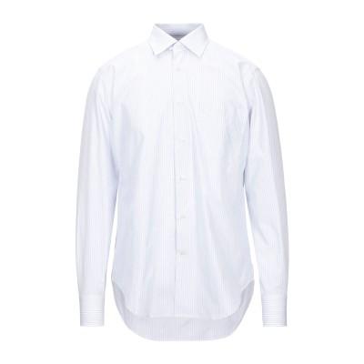 カリバン CALIBAN シャツ スカイブルー 40 コットン 100% シャツ