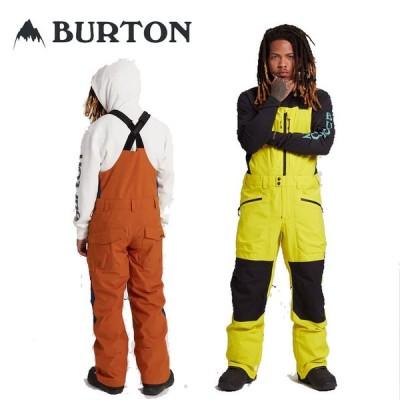 20-21 BURTON バートン メンズ   RESERVE BIB リザーブ ビブパンツ  ship1 【返品種別OUTLET】