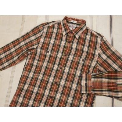 J CREW  SLIM MIDWEIGHT FLANNEL SHIRTS [WORKSHIRT IN PLAID] / ジェイクルー スリムミッドウェイト フランネル ワークシャツ