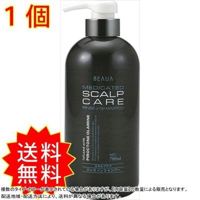 ビューア 薬用スカルプケアリンスインシャンプー 熊野油脂 シャンプー 通常送料無料