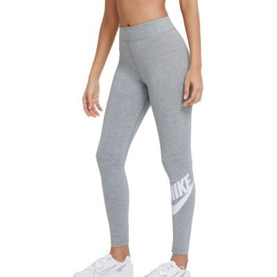 ナイキ Nike レディース スパッツ・レギンス インナー・下着 Leg-A-See Futura Tights Dk Grey Heather/White