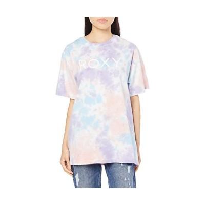 ロキシー-Tシャツ-RAVE-レディース-MUL1