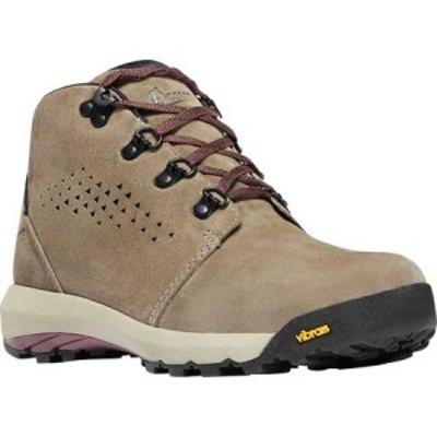 ダナー Danner レディース ブーツ チャッカブーツ シューズ・靴 Inquire Chukka 4 Waterproof Boot Gray/Plum Suede