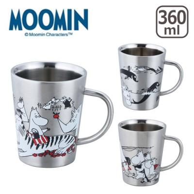 MOOMIN(ムーミン)二重マグ 選べるキャラクター