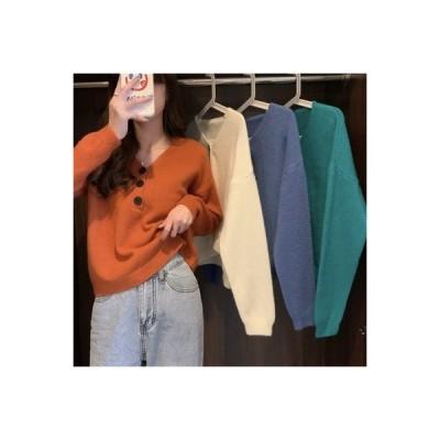 【送料無料】秋冬 韓国風 レディース 何でも似合う デザイン 感 バックル 長袖 日系 | 364331_A63812-6260227