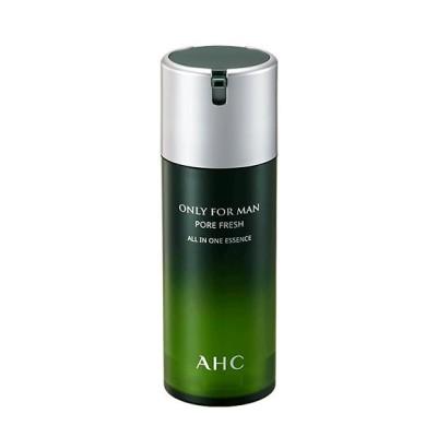 [AHC] オンリーフォアマンフォアフレッシュオールインワンエッセンス 120ml / ONLY FOR MEN Pore Fresh All-in-One Essence 男性化粧品 [bystyl
