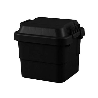 リス ハード 収納ボックス 30L ブラック トランクカーゴ TC-30bk