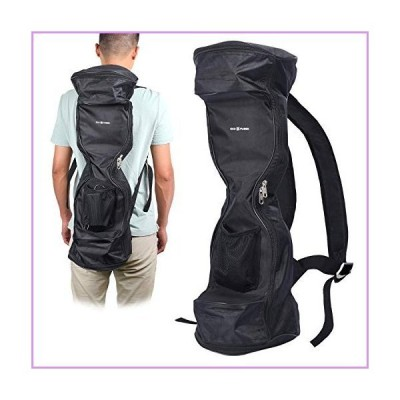 Waterproof Backpack to Carry/Store Your Drifting Board (Two Wheels Smart Balance Board Scooter Electric Drifting Board) - Mesh Pocket - Carr
