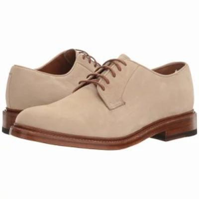 フライ 革靴・ビジネスシューズ Jones Oxford Taupe Soft Italian Nubuck
