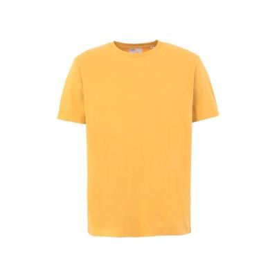 COLORFUL STANDARD T シャツ オークル S オーガニックコットン 100% T シャツ