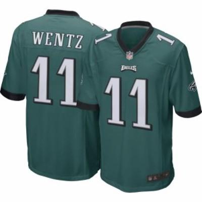 ナイキ Nike メンズ トップス Home Game Jersey Philadelphia Eagles Carson Wentz #11