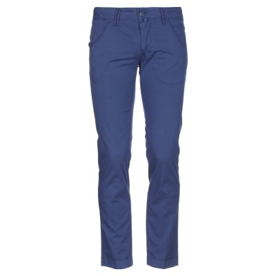 サイクル CYCLE パンツ ブルー 31 コットン 98% / ポリウレタン 2% パンツ