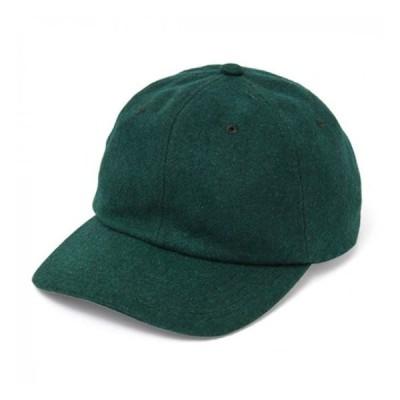 BIG ACCESSORIES/ビッグ アクセサリー BA528 Wool Baseball Cap