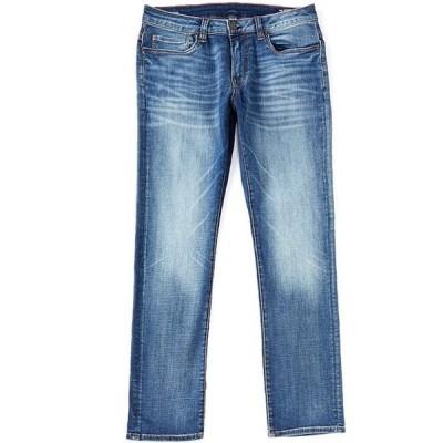 バッファロー・デイビッド・ビトン メンズ デニムパンツ ボトムス Slim Ash Recycled Materials Jeans