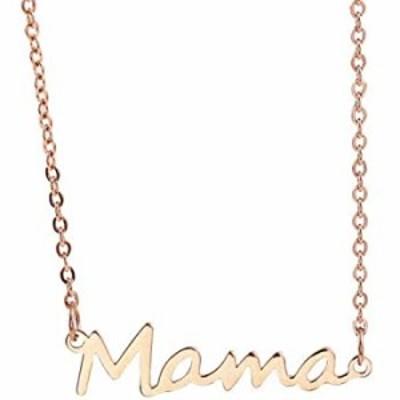 Jude Jewelers ステンレススチール 母の日 誕生日 クリスマス ママ チャーム カラー ネックレス