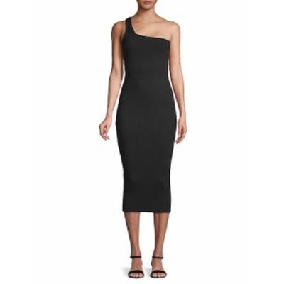 レイチェルパリー レディース ワンピース Wyn Ribbed One-Shoulder Bodycon Dress
