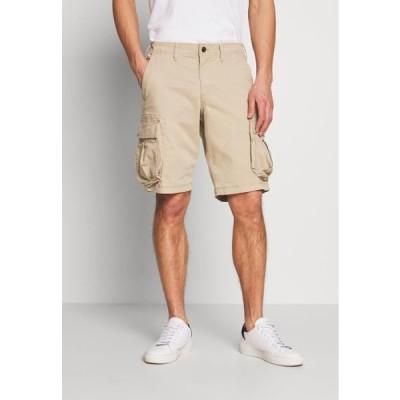 ギャップ メンズ ファッション STRETCH - Shorts - iconic khaki