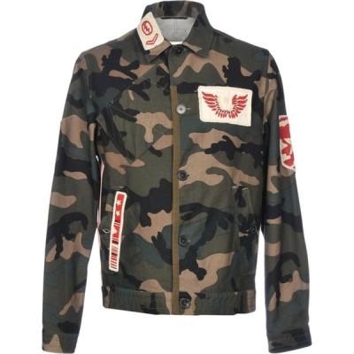 ヴァレンティノ VALENTINO メンズ ジャケット アウター jacket Military green