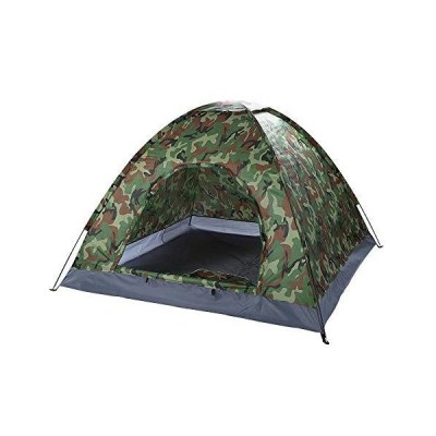 Camping Tent, 3-4 Person Dome Pop Up Tent Sun Shade Shelter Windproof UV-proof Beach Tents Backpacking Tent for Hiking Climbing Self-driving