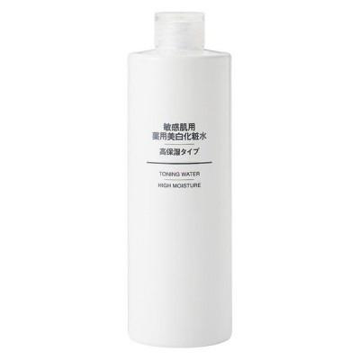無印良品 敏感肌用薬用美白化粧水 高保湿タイプ(大容量) 400mL 良品計画