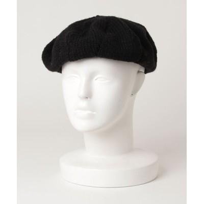 ZOZOUSED / 【magee】ベレー帽 WOMEN 帽子 > ハンチング/ベレー帽
